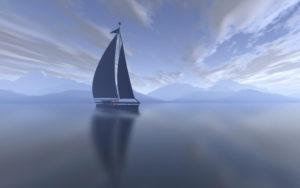 составляем прогноз погоды перед прогулкой на яхте