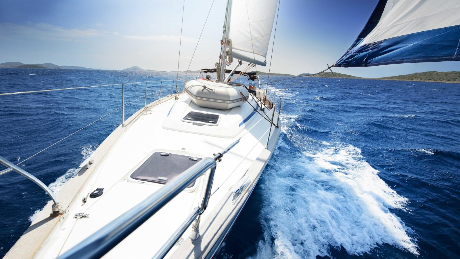 С природной помощью: составляем прогноз погоды перед прогулкой на яхте